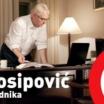 Croatian presidential campaign, photo Ciril Jazbec