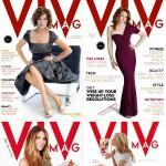 VIV covers, photo Giuliano Bekor, John Russo, Alexx Henry, Giuliano Bekor